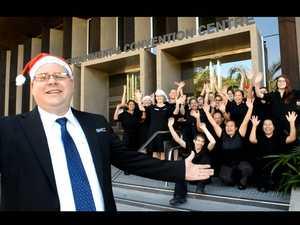 Seasons Greetings to the people of Mackay
