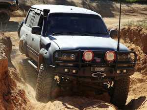 4WD destruction threatens popular Coast tracks