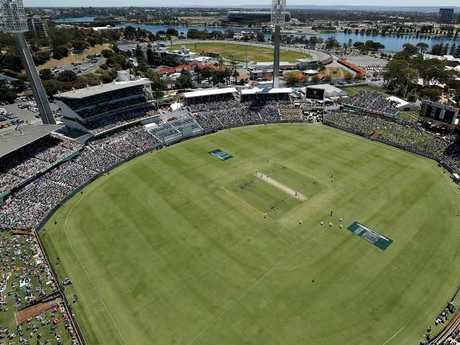 Play begins on Thursday in the Ashes Test at the WACA in Perth.