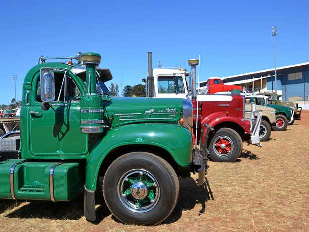 TRUCKING EVENTS: You can catch glimpses of our rich Aussie trucking history at heritage truck events all across the country in 2018.