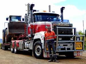 Tassie Truckin': Roger Price