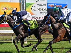 Saipan wins at Dalby