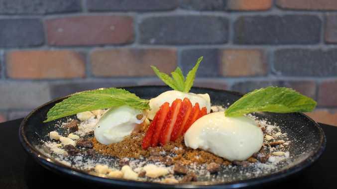 A Mojito cheesecake provides a bit of bite to a summer favourite.