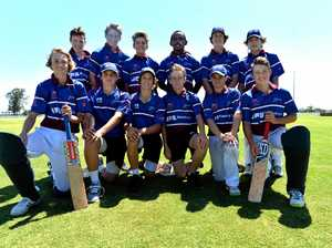 Youth sides shine at cricket masters