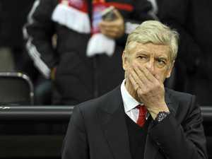 'The beginning of the end for Arsene Wenger'