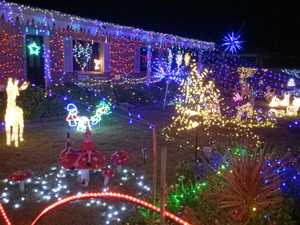 Residents not enlightened by Coast's Christmas competition