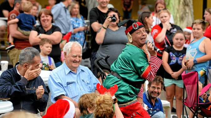 WHAT'S ON: Ipswich will come alive with festive celebrations on Saturday and Sunday.