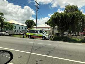 Boy hit by vehicle in Rockhampton city