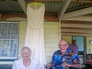 They met 72 years ago on Boxing Day at Barambah Ck