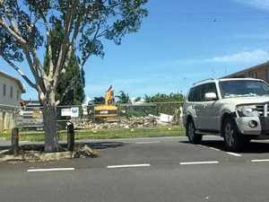 Old homes destroyed, Mackay heritage lost
