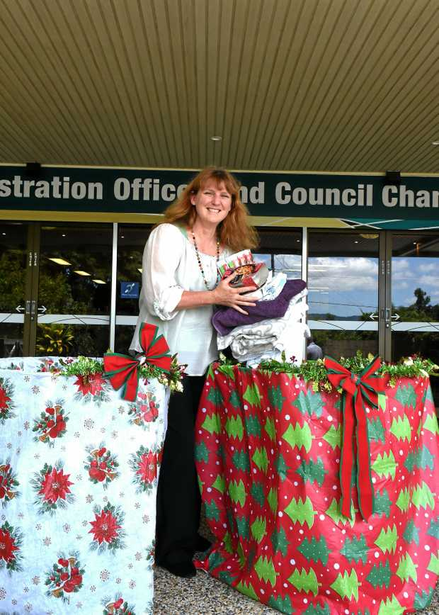 TIME FOR GIVING: Tweed Mayor Katie Milne has launched the annual Mayoral Christmas Appeal.