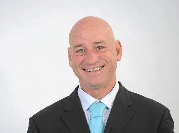 Chris Trevor, councillor candidate 2016