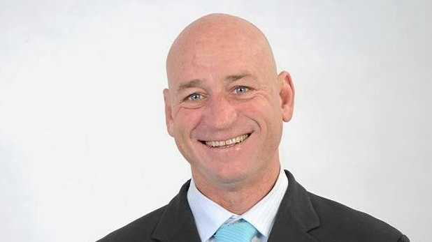 Chris Trevor, councillor candidate 2016