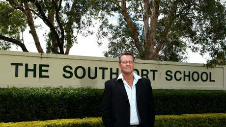 Former TSS student Bill Edgar has reached out to old boys about alleged sexual abuse at the school. Pic by David Clark