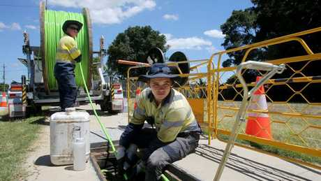Optus allegedly mislead customers about how long they had to transition to the NBN. Picture: Chris Higgins