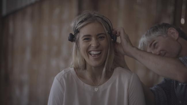 MasterCard's 'Millennials Demystified' UNSW experiment.