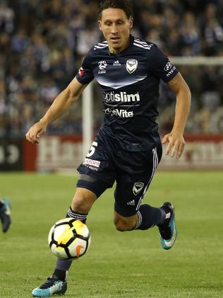 Mark Milligan will miss with injury.