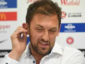 Popovic sensationally sacked by Turkish club