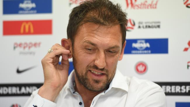 Former Western Sydney Wanderers coach Tony Popovic has been reportedly sacked by his new Turkish club.