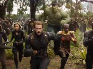 Marvel Cinematic Universe movies have made $US13.4 billion so far Film trailer: Avengers — Infinity War.