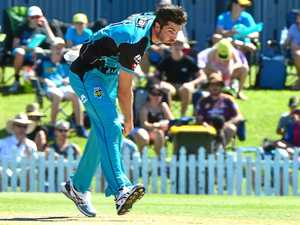 Heat aim to smash ahead on challenging wicket