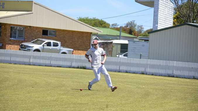 Carter Bilbrough is coming off a big innings last weekend.
