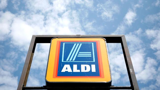 An Aldi tap has been found to have dangerous levels of lead. Picture: AFP/Getty Images