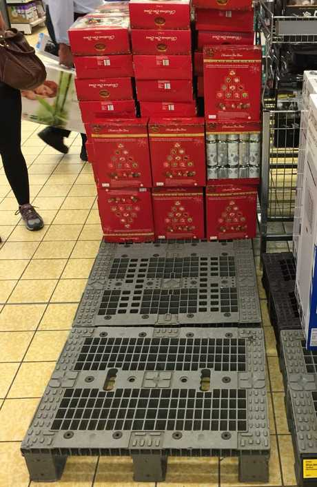 Gone in 30 seconds. The Dyson Vacuum cleaner in Brunswick was snapped up in seconds.