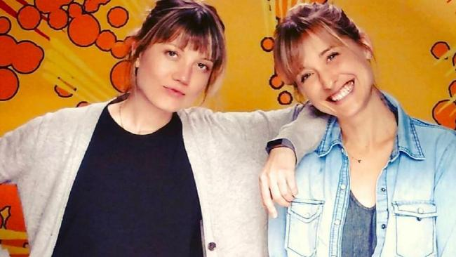 Battlestar Galactica's Nicki Clyne is good friends with Smallville star Allison Mack. Picture: Instagram