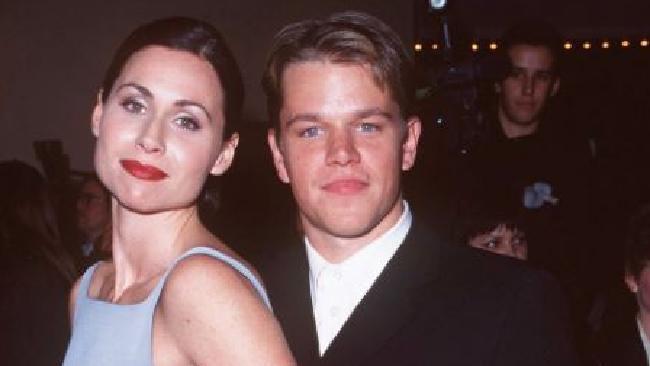 Minnie Driver has slammed ex boyfriend, Matt Damon. Picture: Instagram