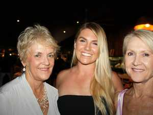 Vicki Stewart, Megan Willing and Sue Custance at