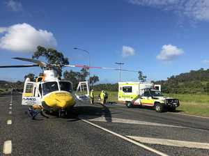Man airlifted after being hit by car on Cap Coast