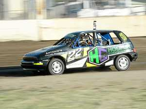 SPEEDWAY: Mason Cameron is one of 28 drivers to have nominated for the SSA Junior Sedans Silver Crown.