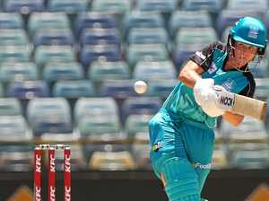 Mooney misfires as Heat shares spoils with Scorchers