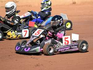 Mixed results for Maryborough karts drivers