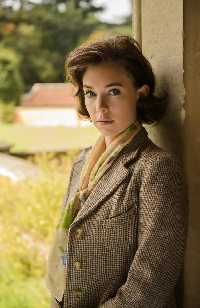 Vanessa Kirby as Princess Margaret in The Crown. Picture: Netflix