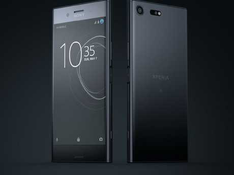 The Sony Xperia XZ Premium smartphone is a TV for your pocket.