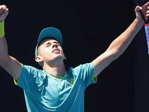 De Minaur sets sights on Open success