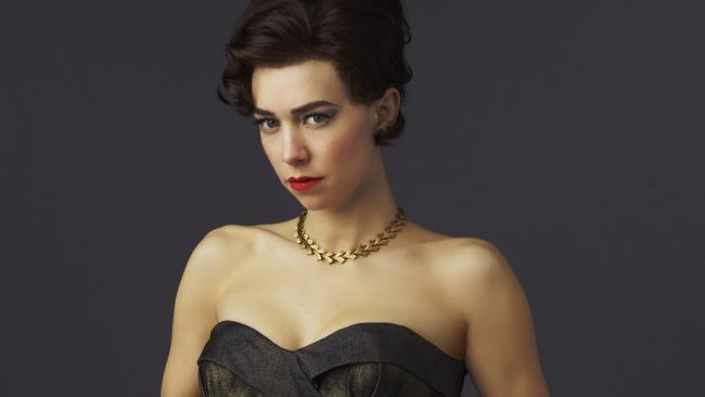 Vanessa Kirby plays Princess Margaret in the Netflix series The Crown