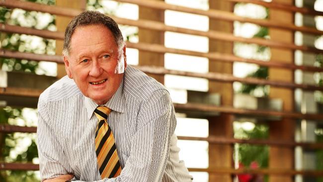 Former Herbert MP Peter Lindsay. Picture: Zak Simmonds