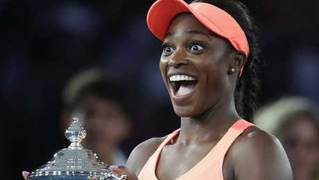 Sloane Stephens rose from 957 in the world to win the US Open title.