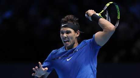 Rafael Nadal had an incredible 2017.