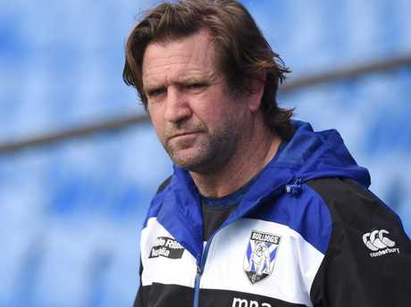 Des Hasler was thrown under the bus in 2017.