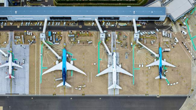 Airline hacks to get you through the holidays. Picture: mediacentre.gatwickairport.com/images