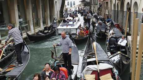 Venice is another Italian city crumbling under the weight of overtourism.