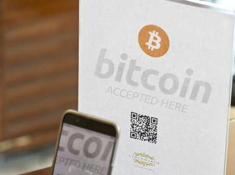Adnun and Albab Khan have introduced Bitcoin payment to their restaurants Primitivo and Cioccolato, Monday, December 18, 2017.