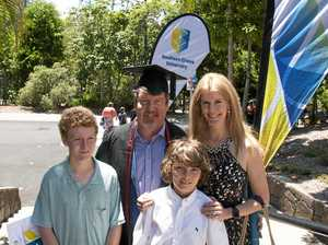 Real Housewives husband gets law degree at SCU