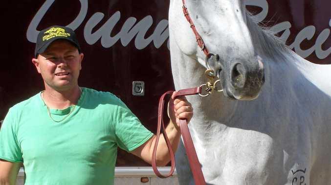 WIN: Murwillumbah trainer Matt Dunn.