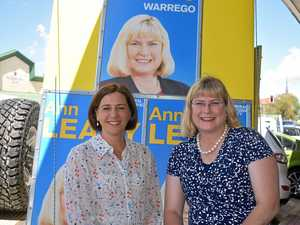 Leahy receives LNP front bench role