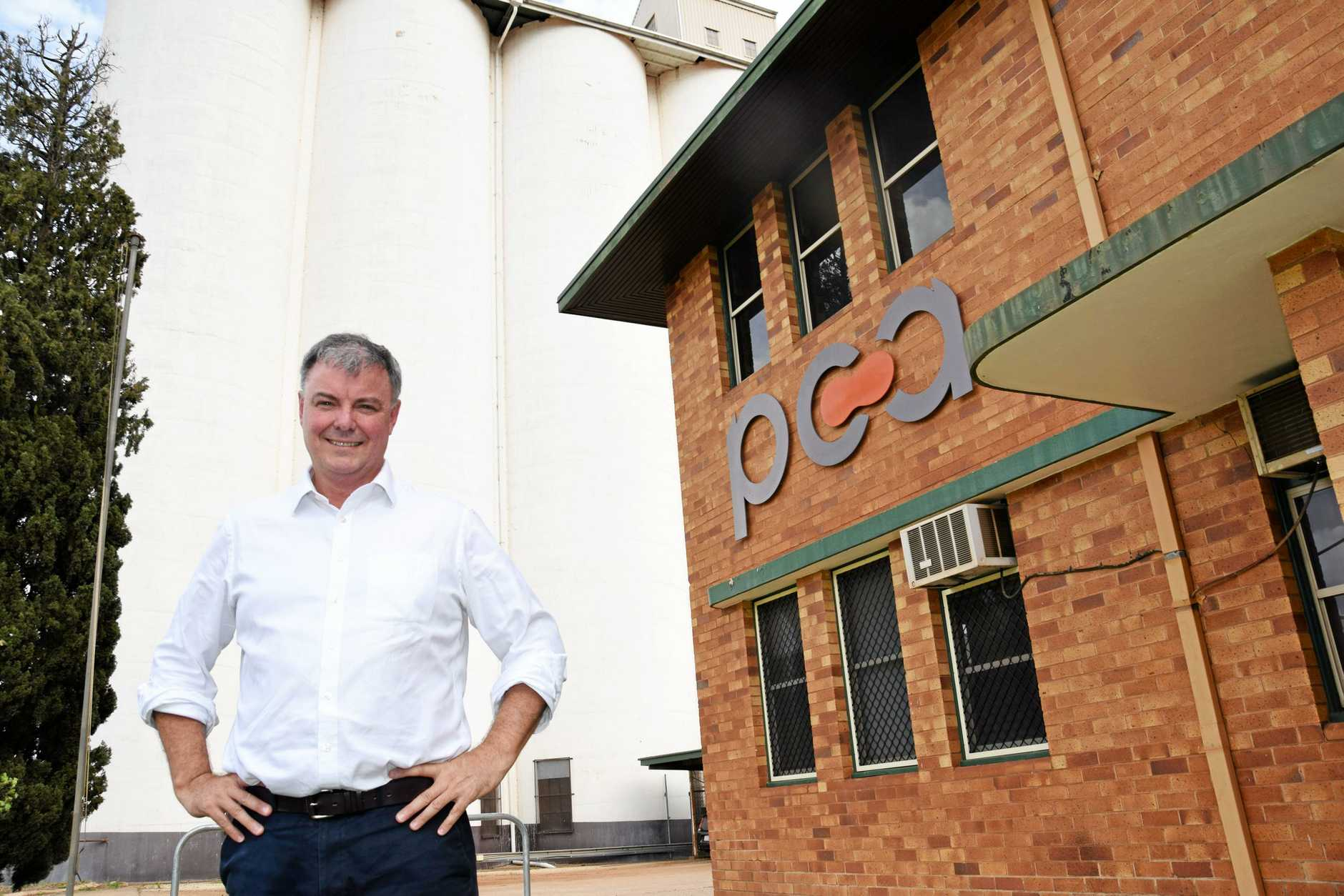 PCA CEO John Howard said the proposed Bega takeover of PCA would provide certainty.
